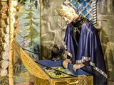 Лукоморье, выставка восковых фигур.