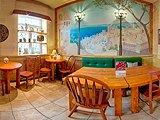 Лев и ложка, ресторан